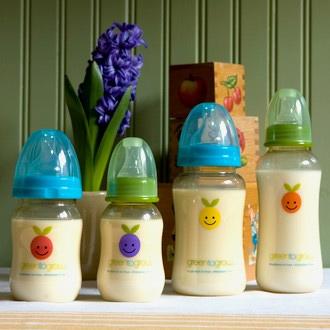 Biberons Green to Grow sans BPA