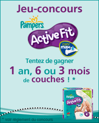 Pampers_Concours Dry Max_Badge